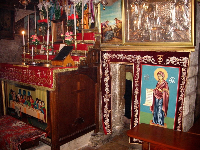 Гробница Богородицы (кувуклия)