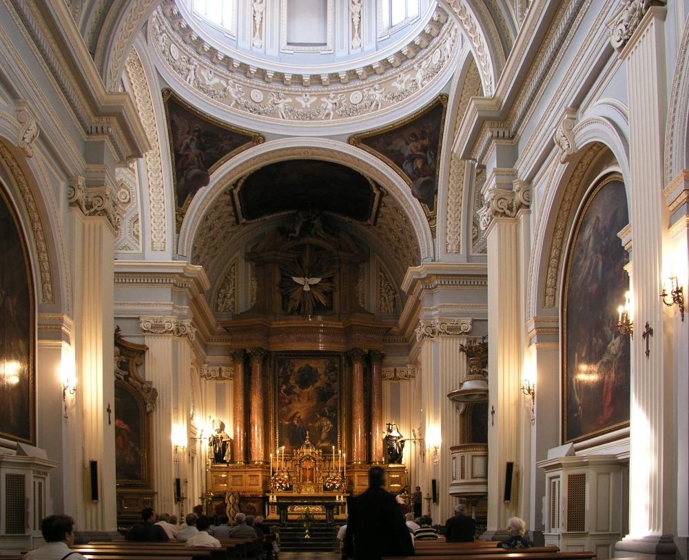 Монастырь Энкарнасьон или Монастырь Воплощения