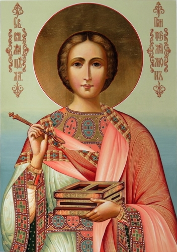Картинки по запросу Св. Пантелеимон